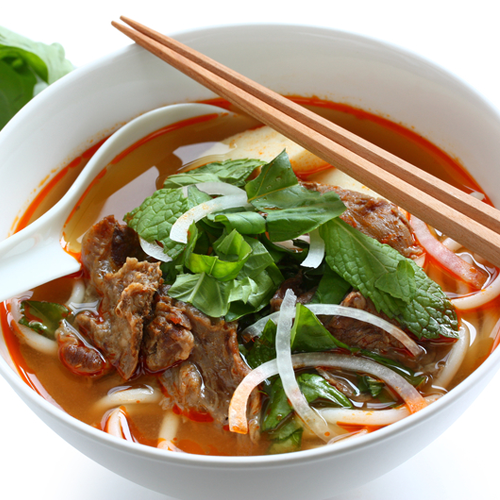 Special Food Bún - Vermicelli Soup